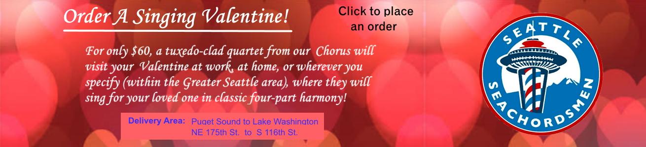 2020 Singing Valentines